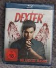 Dexter 6.Staffel Blu Ray OVP ! ! !