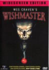 Wishmaster - WIDESCREEN EDITION UNCUT DVD NEU