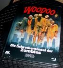 Woodoo Schreckensinsel d. Z. - Mediabook Cover A - 300/1500