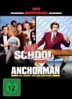 Old School / Anchorman Boxset (DVD, 2008) Neu