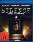 SILENCE Stimmen aus der Finsternis - Blu-ray SciFi Horror