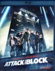 ATTACK THE BLOCK Blu-ray- Briten SciFi Fun Action Nick Frost