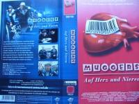 Muggers - Auf Herz und Nieren ... Matt Day  ...VHS .. FSK 18
