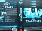 The Real Thing ... James Russo, Gary Busey  ... VHS   FSK 18