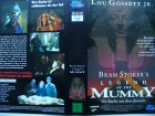 Bram Stoker´s  Legend of the Mummy ... Lou Gossett Jr.   VHS