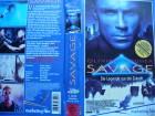 Savage - Die Legende aus der Zukunft ... Olivier Gruner  VHS