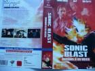 Sonic Blast ... James Russo, Mel Harris ... VHS  ... FSK 18
