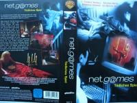 net. g@mes - Tödliches Spiel ... C. Thomas Howell ... VHS