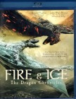 FIRE & ICE - THE DRAGON CHRONICLES Blu-ray - Drachen Fantasy