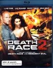 DEATH RACE 2 Blu-ray UNCUT SPIO/JK! Luke Goss Ving Rhames