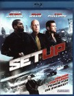 SET UP Blu-ray - Curtis 50 cent Jackson Bruce Willis Action