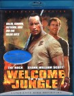 WELCOME TO THE JUNGLE Blu-ray - Dwayne Johnson Action Fun