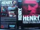 Henry. - Portrait of A Serial Killer  ...  VHS  ...  FSK 18