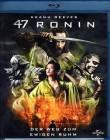 47 RONIN Blu-ray - Keanu Reeves Samurai Schwerter Action Hit