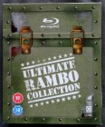 Blu-Ray + RAMBO - ULTIMATE COLLECTION + Teil 1-4 Uncut