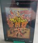 Shaw Brothers Mediabook Die Rache der Gelben Tiger Cover A