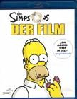 DIE SIMPSONS Der Film - Blu-ray Animation Hit gelbe Familie