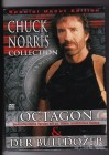 Octagon & Bulldozer - Chuck Norris Collection - 2 DVDs NEU