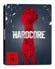 Hardcore (Limited Steelbook) Blu-Ray Fsk:18 Selten!
