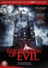 Resurrection of Evil (englisch, DVD)