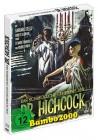 *DAS SCHRECKLICHE GEHEIMNIS DES DR. HICHCOCK DVD+BLU-RAY OVP