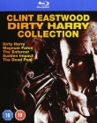 Blu-ray Dirty Harry Collection  (Import, deutsch)