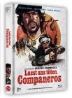 Lasst uns töten Companeros - Mediabook A - Uncut