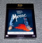 MANIAC - HD Kultbox XT-Video - lim. 250 OVP
