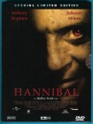Hannibal - 2 Disc Special Limited Edition DVD s. g. Zustand