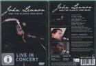John Lennon- Live in Concert- DVD (y)