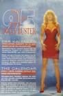 Kalender - Star Dolly Buster Signiert 1995