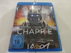 CHAPPIE mit Hugh Jackman & Dev Patel & Blu-ray wie Neu