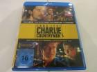 LANG LEBE CHARLIE COUNTRYMAN Shia LaBeouf Blu-ray wie Neu