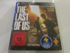 PS3 Spiel THE LAST OF US wie Neu Sony Play Station 3