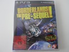 PS3 Spiel BORDERLANDS: THE PRE-SEQUEL Neu OVP Play Station 3