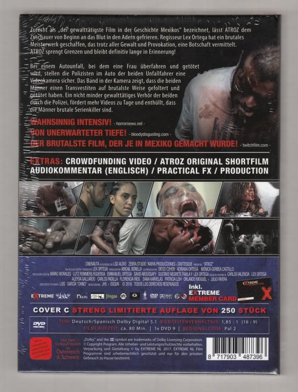 Brutalste Horrorfilme