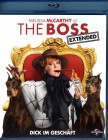 THE BOSS Blu-ray - Melissa McCarthy Comedy Hit