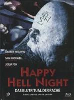 Happy Hell Night - UNCUT MEDIABOOK COVER D NEU+OVP