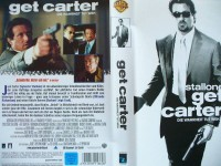 Get Carter ... Sylvester Stallone, Mickey Rourke