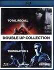 TOTAL RECALL + TERMINATOR 2 2x Blu-ray Schwarzenegger