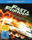 FAST & FURIOUS The Complete COLLECTION 1-5 5x Blu-ray Box