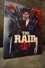The Raid 1+2 Limited Mediabook Edition Uncut Blurays