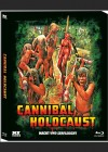 Cannibal Holocaust - Blu Ray Schuber - Uncut