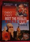 Meet the Feebles/Bad Taste Doppel Movie Edition DVD Uncut