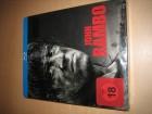 John Rambo Uncut Blu-Ray Steelbook wie Neu