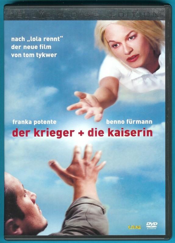 Der Krieger + die Kaiserin (2 DVDs) Franka Potente NEUWERTIG