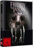 FREDDY VS. JASON (Blu-Ray+DVD) (2Discs) - Mediabook