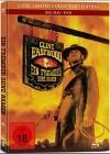 EIN FREMDER OHNE NAMEN (Blu-Ray+DVD) (2Discs) - Mediabook