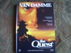 The Quest - Mediabook - Cover - A  - Blu - ray - Van Damme