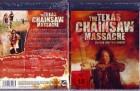 The Texas Chainsaw Massacre - Blu Ray NEU OVP - 3 D Cover